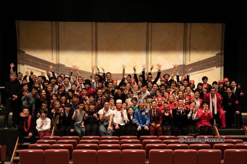 『HOTEL DANCE WITH ME』北海道公演 盛会に終了。